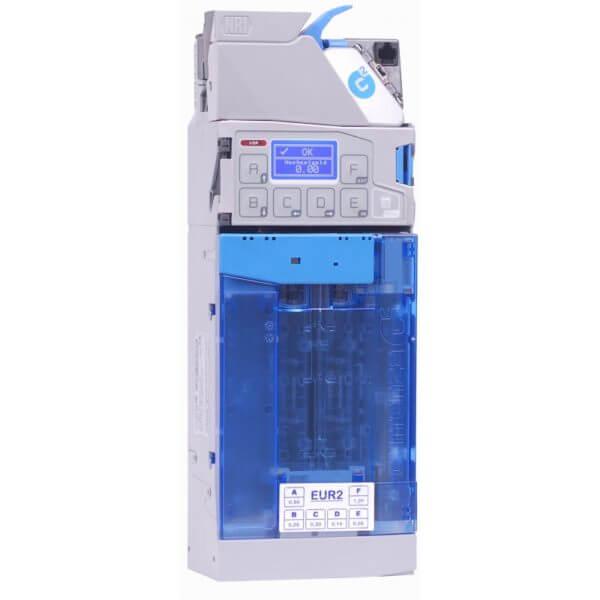 Monnayeur 6 tubes NRI Currenza C2